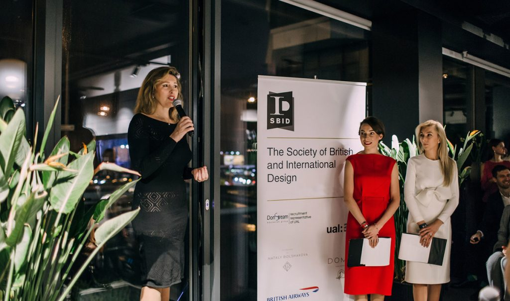 Founder and CEO of SBID, Dr Vanessa Brady OBE